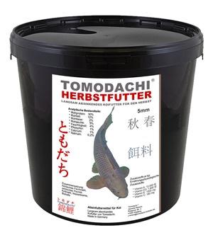 Tomodachi Herbstfutter für Koi, langsam absinkend und hochverdaulich